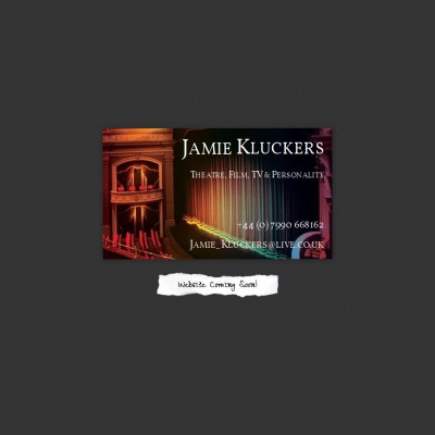 Jamie Kluckers Holding Page
