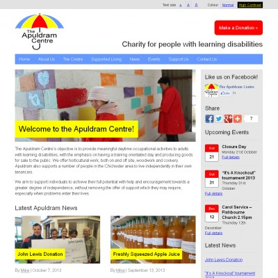 The Apuldram Centre